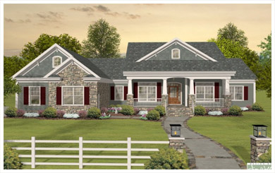 Featured Plan Home